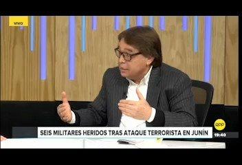 RPP. Mi presentación en el programa de Aldo Mariátegui.