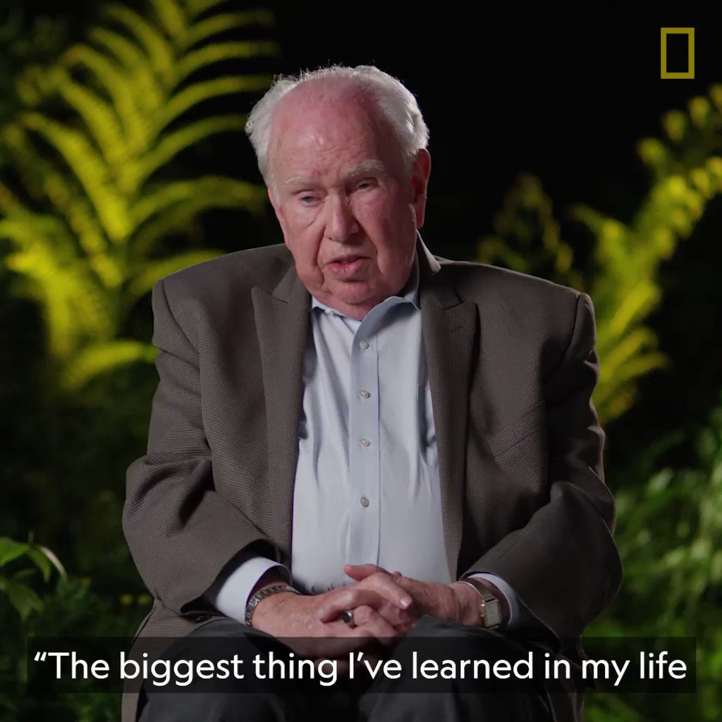 To celebrate Peter Raven's admirable efforts to save the world, we'll be presenting the renowned botanist with the Hubbard medal, National Geographic's highest honor, at the National Geographic Awards tomorrow. Details: https://t.co/goErzqfPzW #NatGeoFest