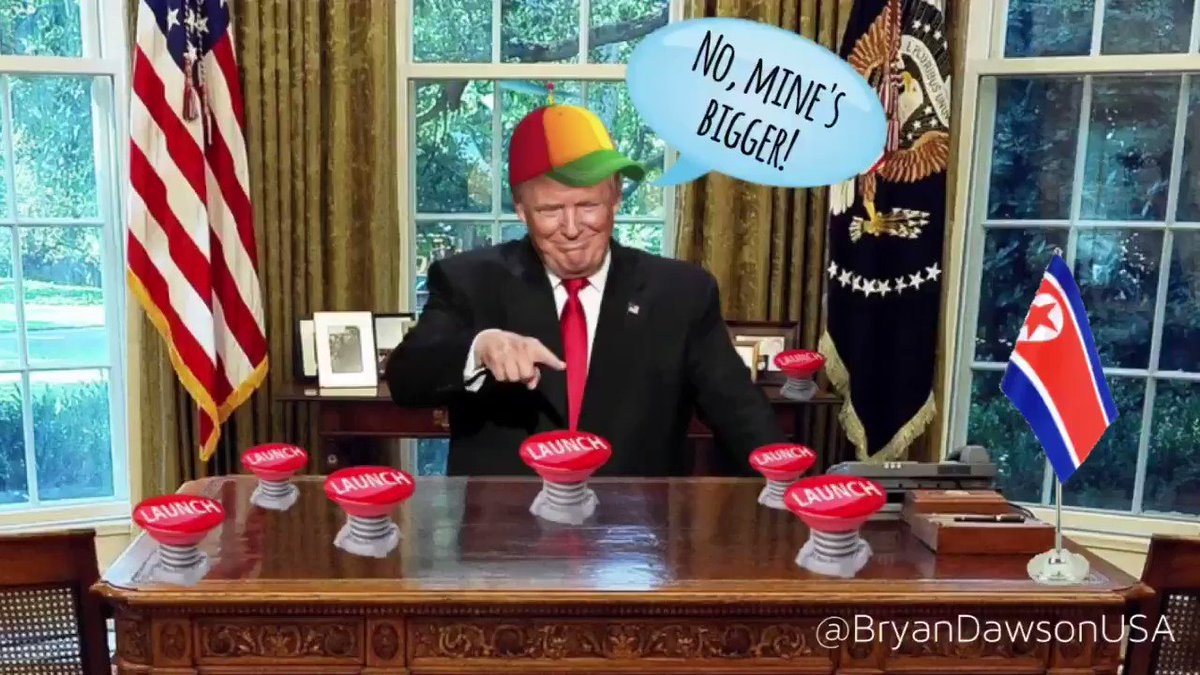 Bryan Dawson's photo on #TrumpKimSummit