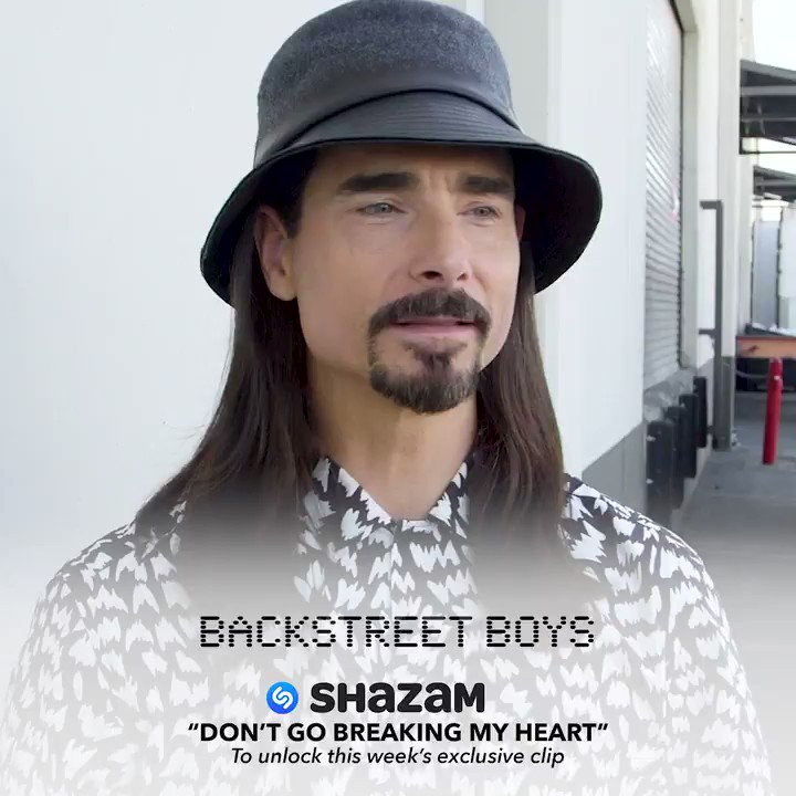 We're taking a deep dive into the making of #DontGoBreakingMyHeart with exclusive interviews every Wednesday! ❤️ @Shazam the song to unlock this week's clip with @KevinRichardson!