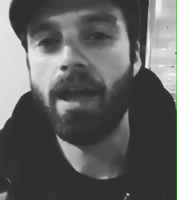 It s probably not your birthday but here s Sebastian Stan singing happy bday to bless your tl