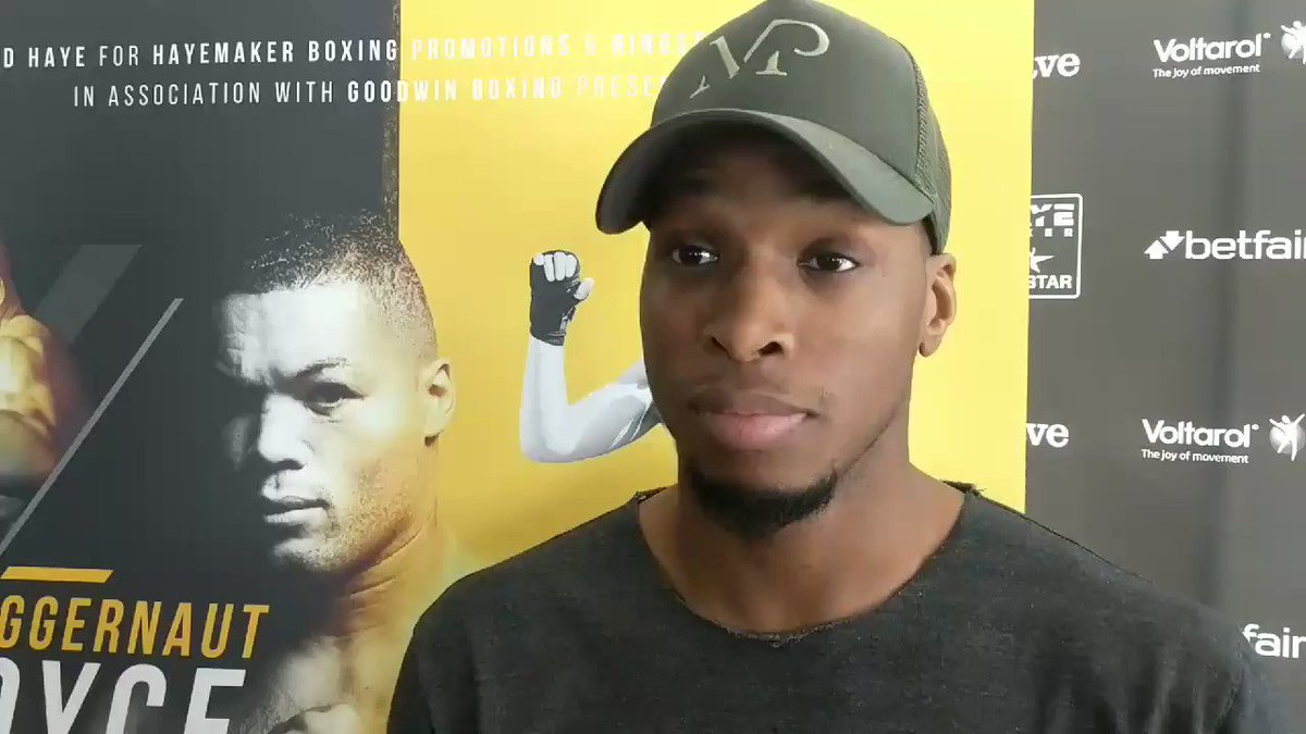Add @Michaelpage247 to the list of fighters who prefer the early morning weigh-ins. Full interview: youtu.be/iUk8PEn0gO4