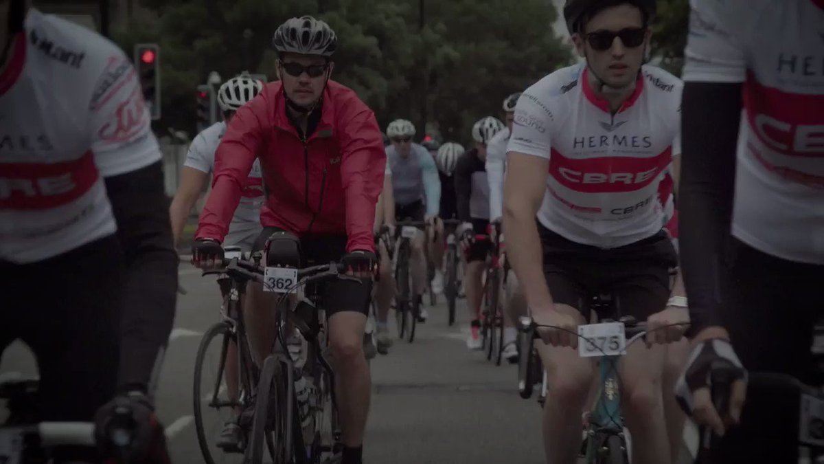 It takes dedication and perseverance to conquer the hills, weather and punctured tires, and still emerge as our #CyclingHeroesUK; find our more here; https://t.co/SbEt1grJF7 #CBRE