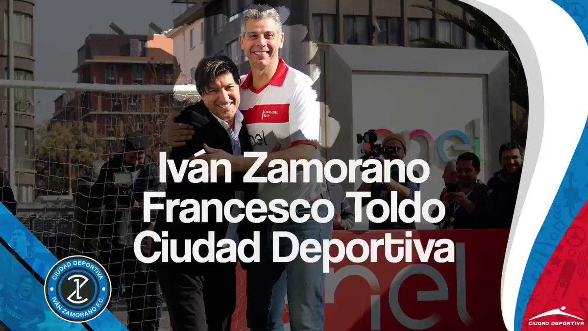 Por los niños del Chile 🇨🇱 @bambam9oficial #fundacionzamorano