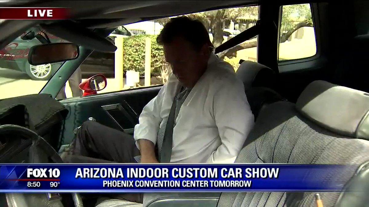 Jennifer Doan On Twitter Custom Car Show At The Phoenix Convention - Car show phoenix convention center