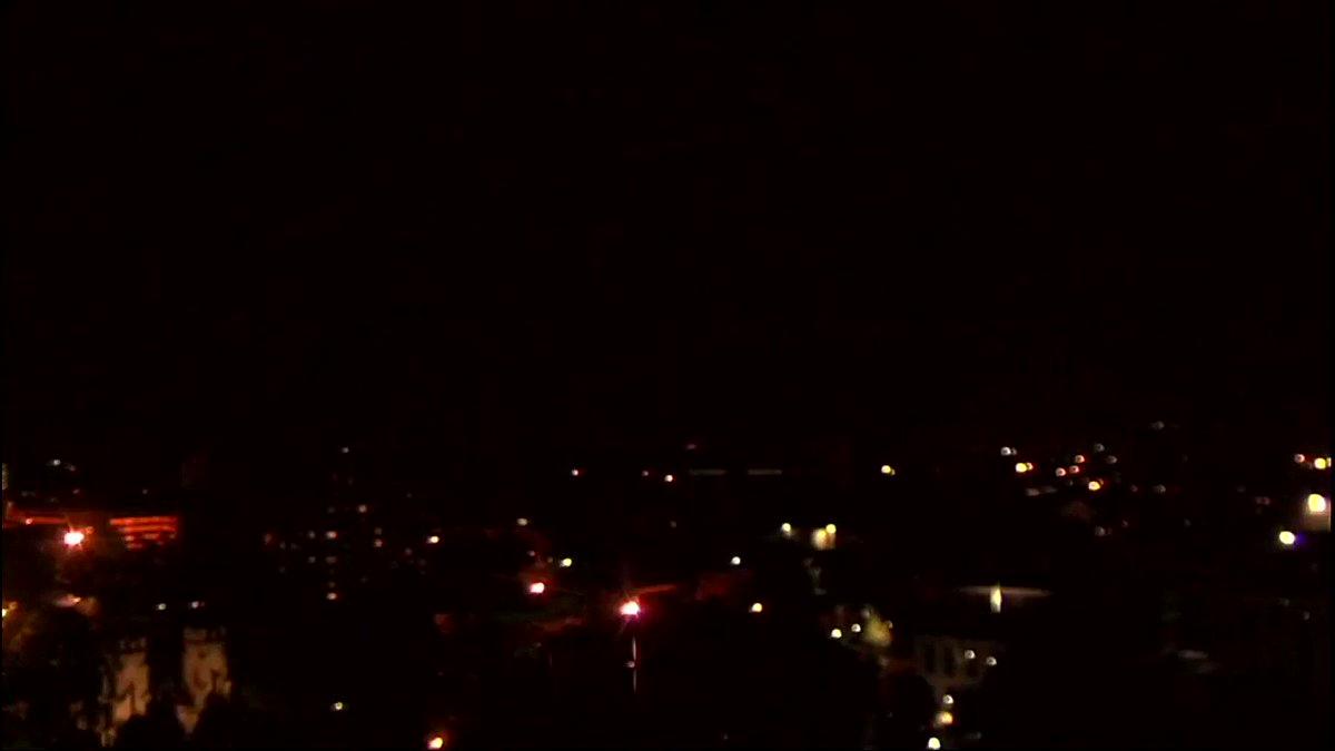 Lightning show slowed down! #scwx https://t.co/Q16Ufczsfi
