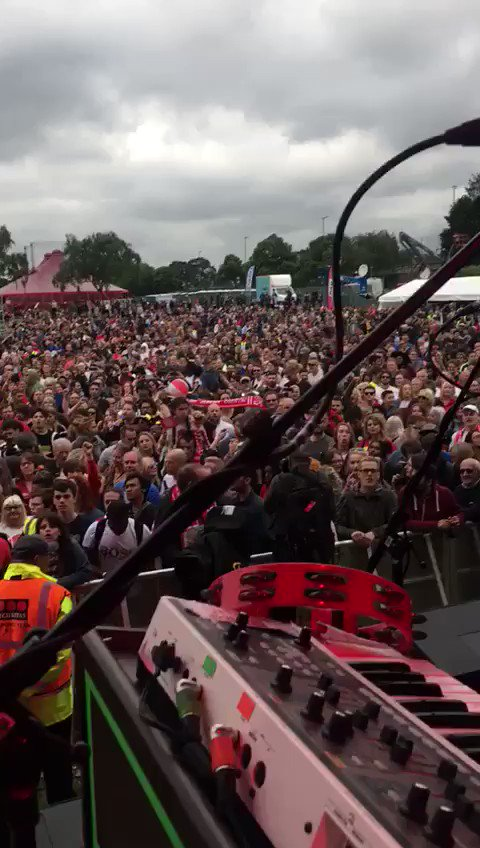 We are now LIVE on Facebook for @jeremycorbyn's speech at #LabourLive! Tune in at https://t.co/lBdr2ZRw5P https://t.co/dlqIWBm5Uz