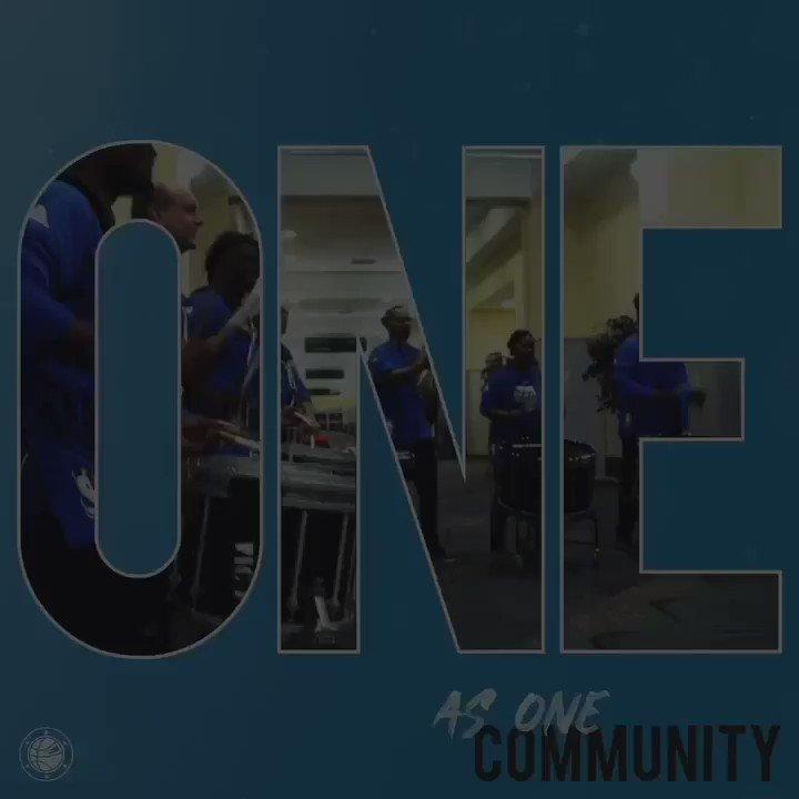 #AsOne COMMUNITY