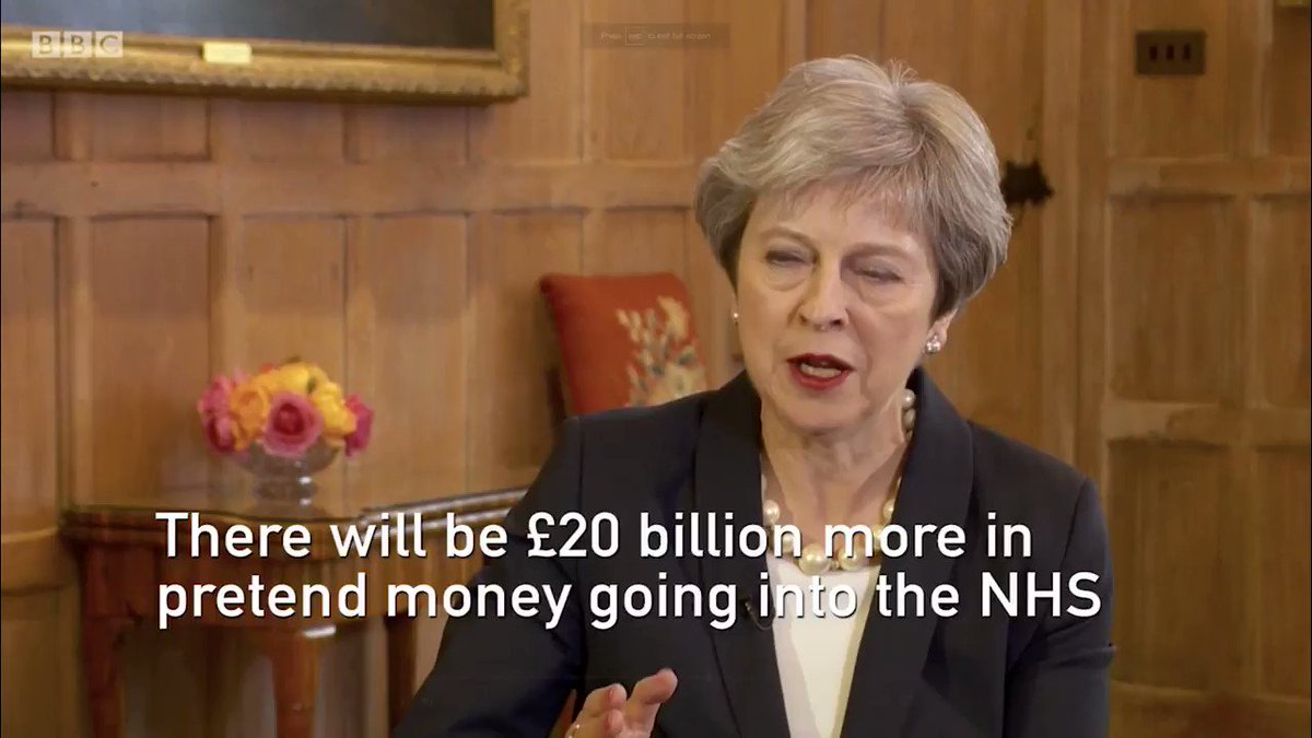 Time for some honest subtitles #marr #BrexitDividend