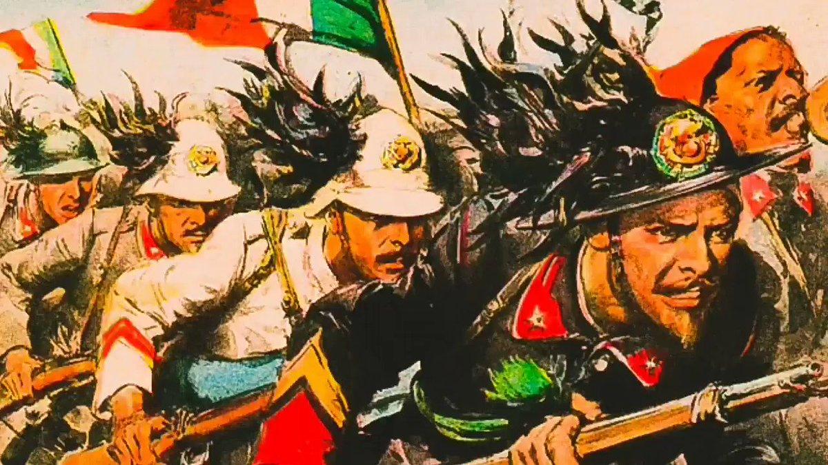 #AccadeOggi #18giugno 1836, fondazione del corpo dei #BersaglieriI soldati dal cappello piumato hanno una lunga storia, che precede anche la nascita dello stato italiano.@Esercito  - Ukustom