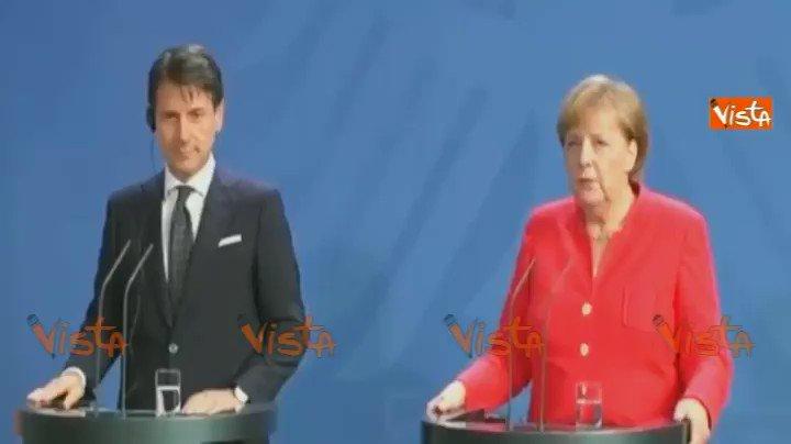 La #cancelliera tedesca @AngelaMerkeICDU offre #solidarietà e #aiuto all\