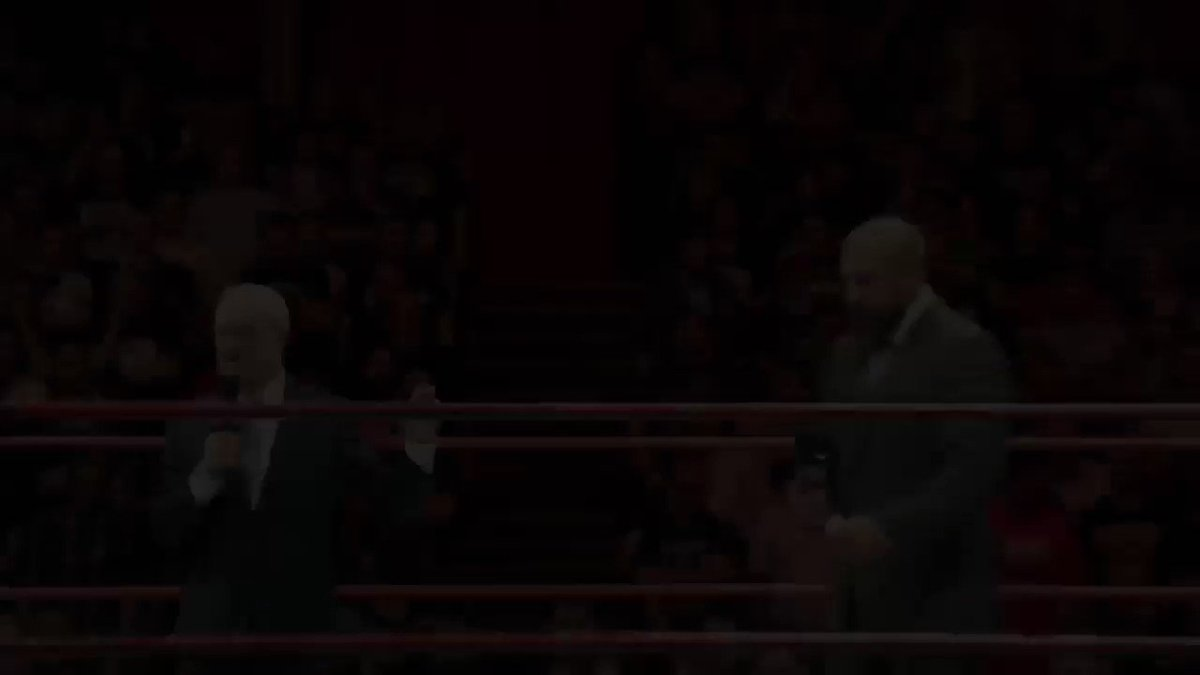 BREAKING NEWS: A new brand, #NXTUK is coming to @WWEUK. @TripleH and GM Johnny Saint announced the news this evening @RoyalAlbertHall.