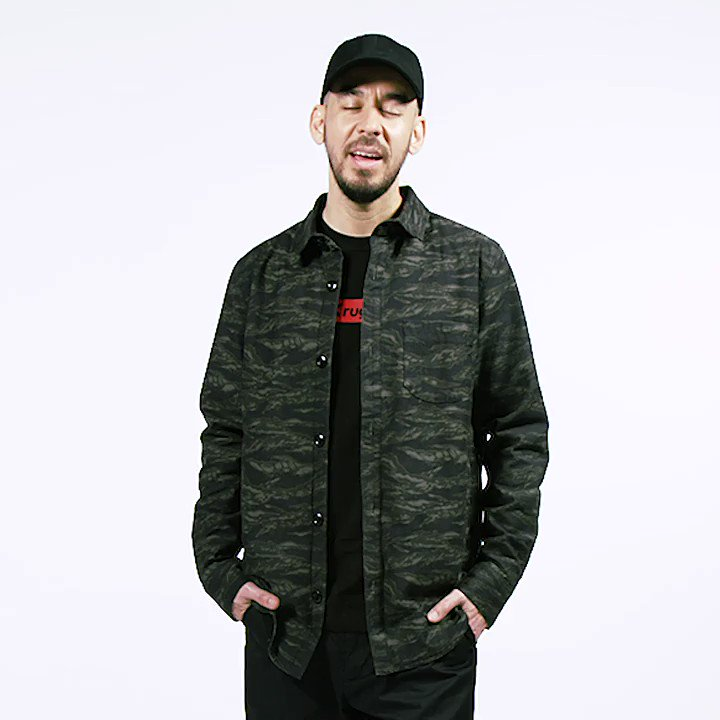 The first solo album from @mikeshinoda is finally here. Listen to Post Traumatic now �� https://t.co/hlzFwMWSh0 https://t.co/mxsZ039MhV