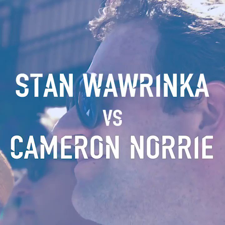 ����  Can @stanwawrinka keep up the momentum today at @QueensTennis  against Sam Querrey?   Watch LIVE on @TennisTV https://t.co/wKAsdsxWRA