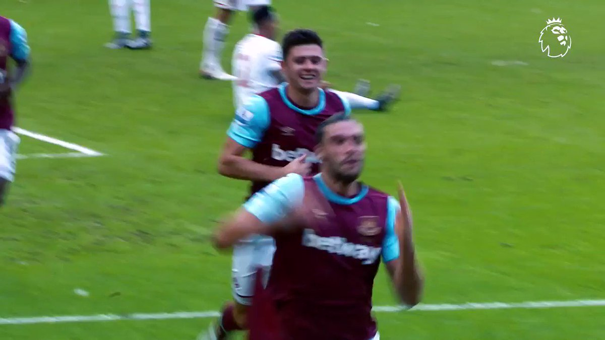 He's provided some memorable moments ⚒  Andy Carroll joined @WestHamUtd #OnThisDay 5️⃣ years ago https://t.co/mpbkmCpAJS