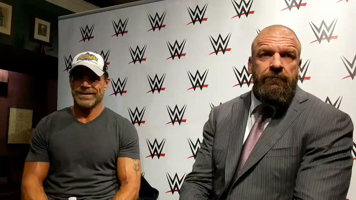 (VIDEO) Following @RondaRouseys outstanding performance at Money in the Bank, in only her second televised match, I spoke to @TripleH and @ShawnMichaels to get their take. Full Ronda Rousey clip: youtu.be/WNz7qhNzu48 Full media scrum in London: youtu.be/PKHsJ_ZSD5k