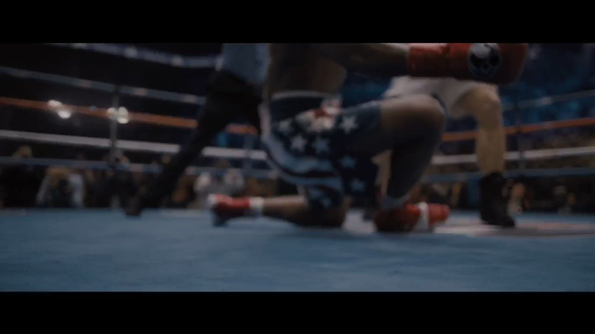 Finally it's here!! New trailer for CREED II �������� In theaters november 21st!! @creedmovie #Creed2 https://t.co/i1U0dg3Jwq