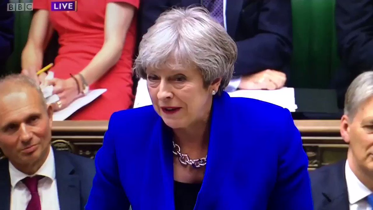 Theresa May's explanation at PMQS of how she intends to fund her £20bn cash boost for the NHS was about as clear as Mud! If you only watch one thing today make it this!