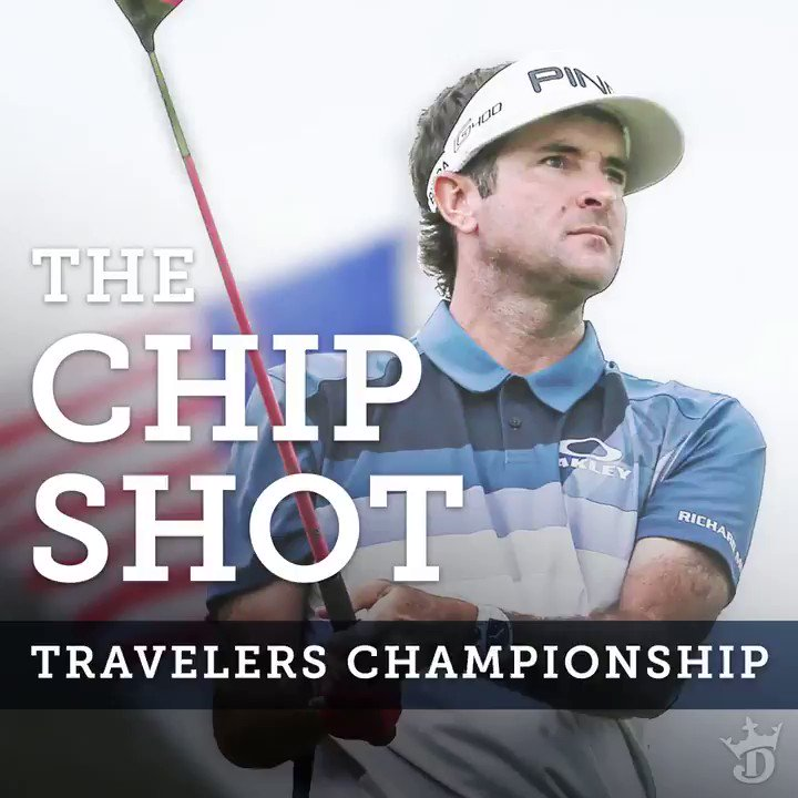 The Travelers Championship tees off tomorrow, and The Chip shot is here to serve as your DFS caddie!