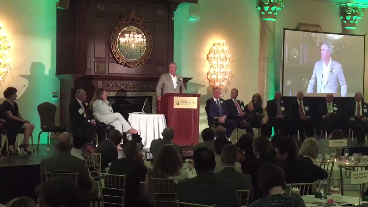 I can listen to these stories all day! #FlyEaglesFly -Doug Pederson at the 2018 @CCSNJ Pinnacle Awards last night