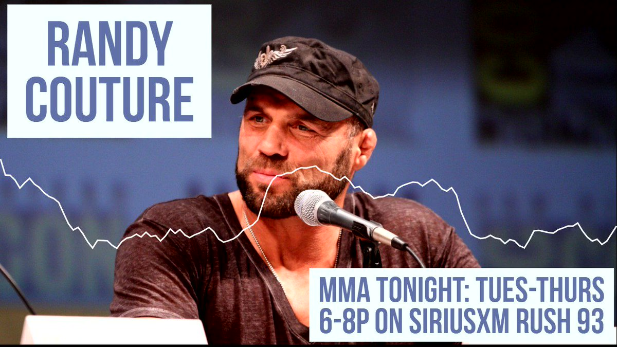 .@Randy_Couture tells @Michael_Stets and @OfficialAJHawk about the one time that he fought angry ... and how it cost him.