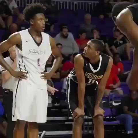 Cavs drafted Collin Sexton based solely on this video