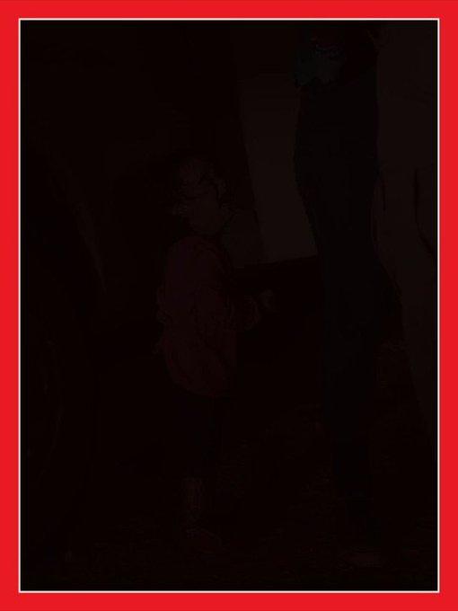 'Bienvenidos a América', la tristísima portada del Time