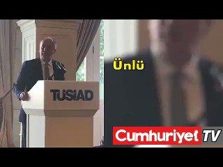 TÜSİAD toplantısından sızan ilginç görüntü: İnce'den Erdoğan'a 2. şiir yanıtı https://t.co/rrqNBLioE8 https://t.co/gwGnAAoMY6