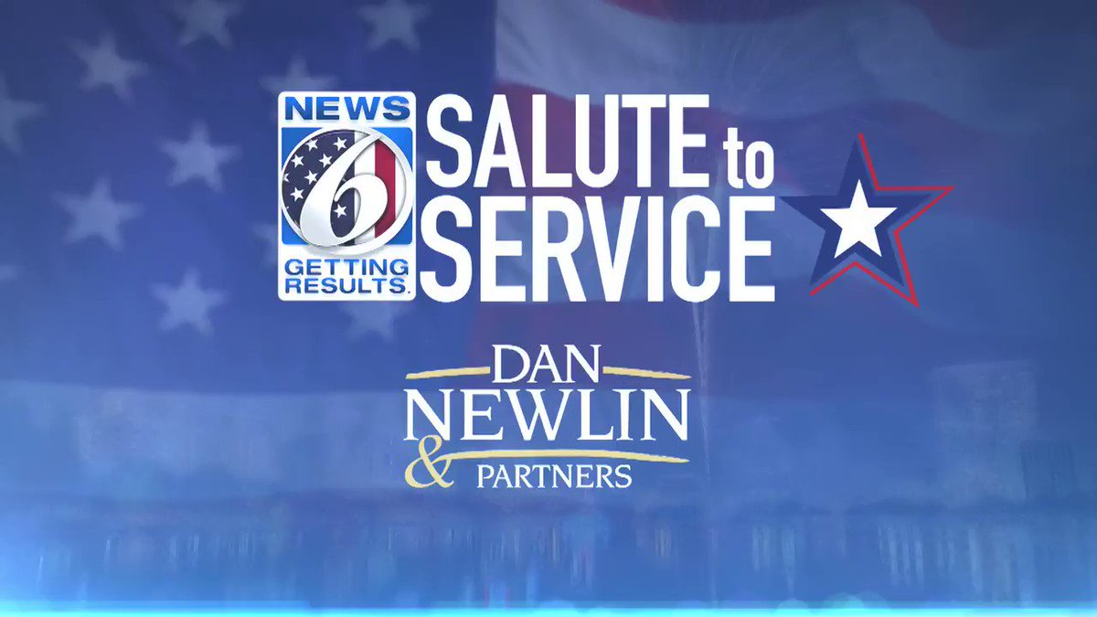 Thanks for the shout out to our local heroes, @news6wkmg