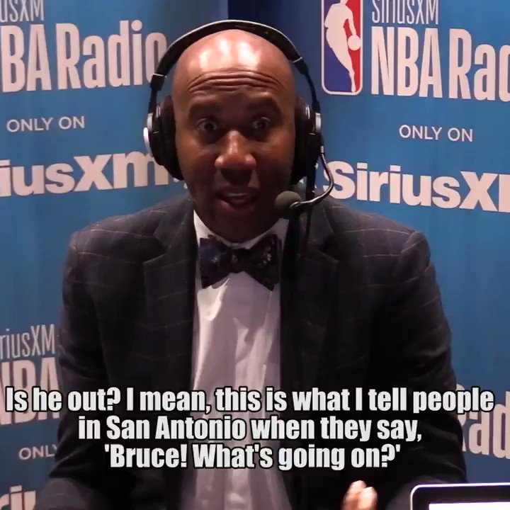 I think theres nothing but excuses going on...Youre the franchise and you want to say that @spurs didnt have your best interest at heart? Are kidding me? @Bowen12 on @kawhileonard