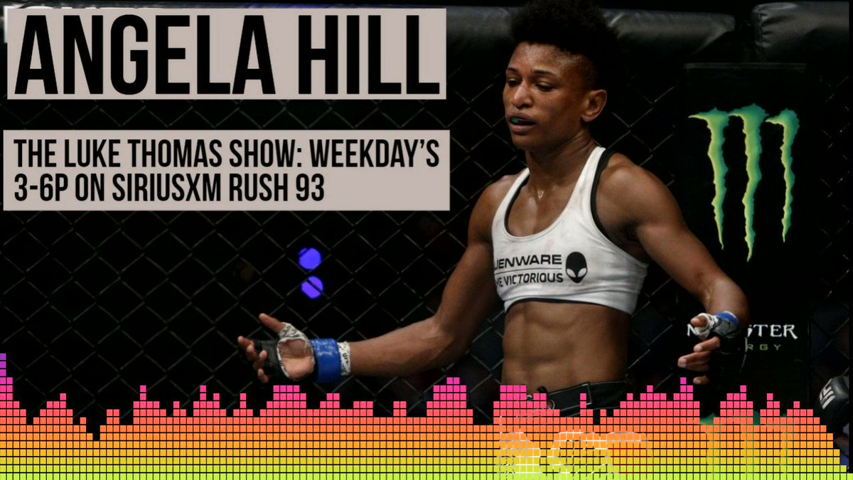 If Angela Hill had 3 wishes she could change about her experience in the UFC, what would they be? Her answer. @lthomasnews #TLTS