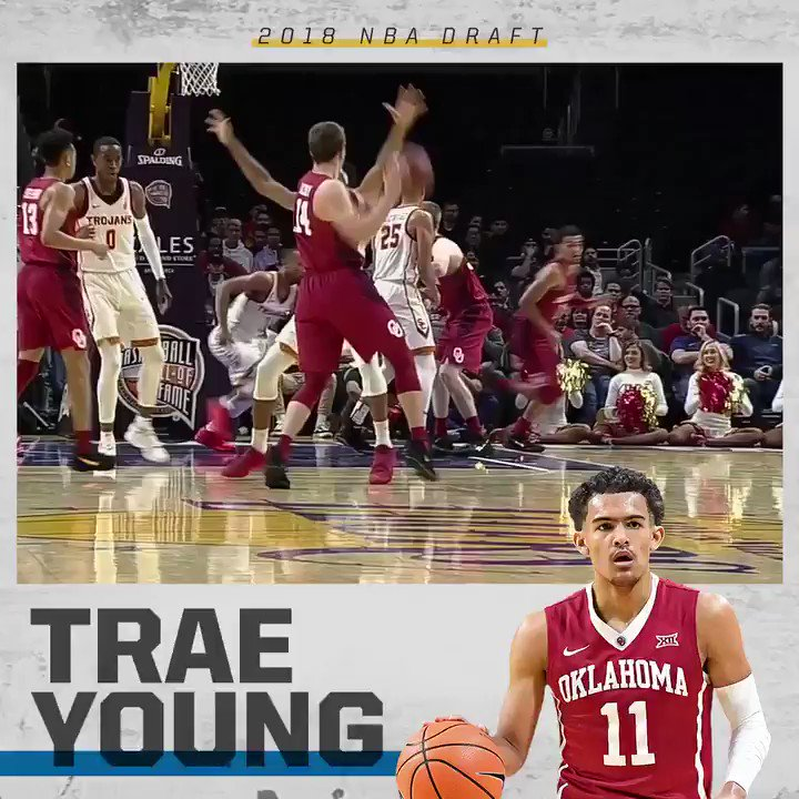 .@ATLHawks fans, welcome @thetraeyoung ⬇️ https://t.co/HsoUAttdMY