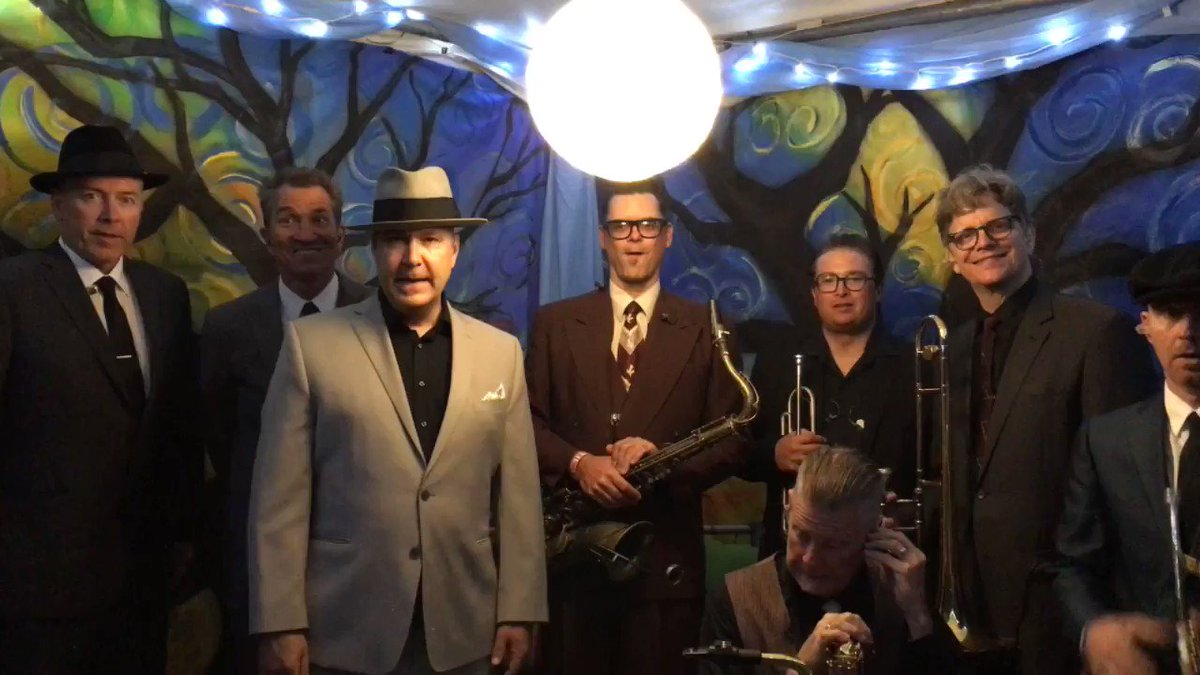 Its almost time, San Diego! Big Bad Voodoo Daddy is going to be at @HumphreysShows (Humphreys Concerts By The Bay) on July 20th, 2018! Get your tickets here: sbmedia.rurl.me/Humphreys July 20th, 2018 Humphreys Concerts by the bay San Diego, CA #BBVD #25yearsofBBVD #swingmusic