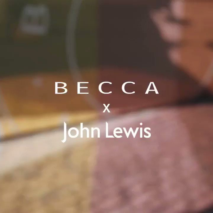 We're so proud of the #BECCA x #JohnLewis Light Dial Experience creating #Glowments for BECCABeauties with our friends @a_persuader