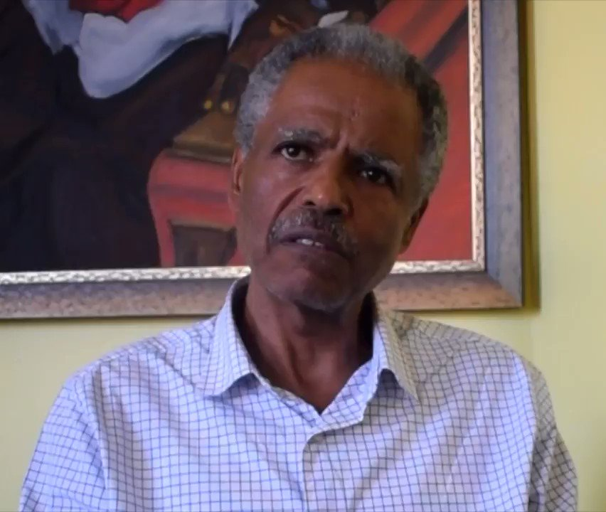 Four years ago today, Andy Tsege was kidnapped and rendered to Ethiopia where he spent years on death row. Thanks to the efforts of supporters in Britain and around the world, he's now home in London with his family. Watch as he thanks all those who campaigned for his release.