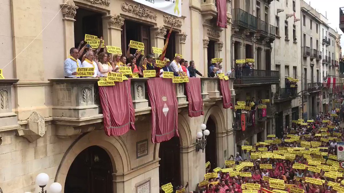 Ajuntament de Valls's photo on #Castellers