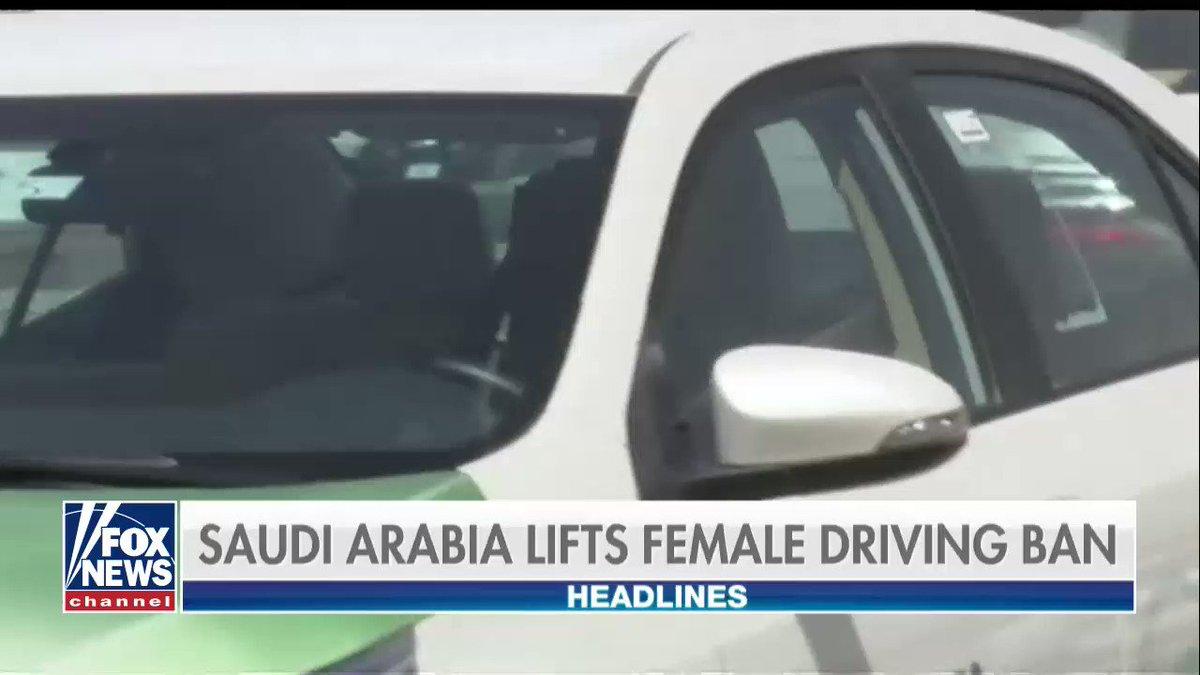 Saudi women are now driving as longstanding ban ends https://t.co/l96yWpjWDn https://t.co/FKCOyxekJW