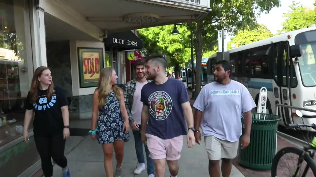 What's your favorite thing to do around Chapel Hill and Carrboro? Here's a glimpse at some of the best of @chapelhillgov and @Carrborotowngov https://t.co/C2XQVL6b67