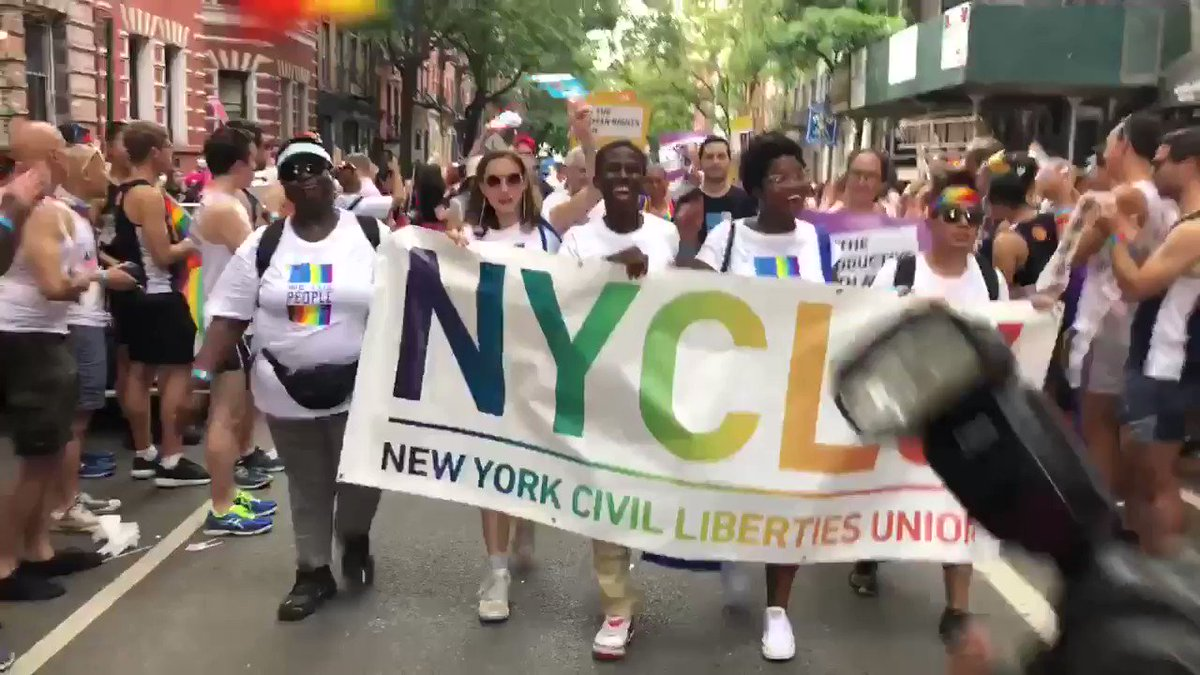 Dissent is patriotic. #NYCPride ⚖️��⚖️ https://t.co/sIPIEpP8Kb