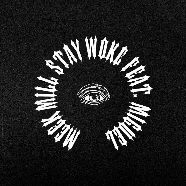 .@MeekMill returns with #StayWoke ft. @Miguel.   Listen now on @TIDAL: https://t.co/piWVcdVsQG. https://t.co/eBWIsBLsiF