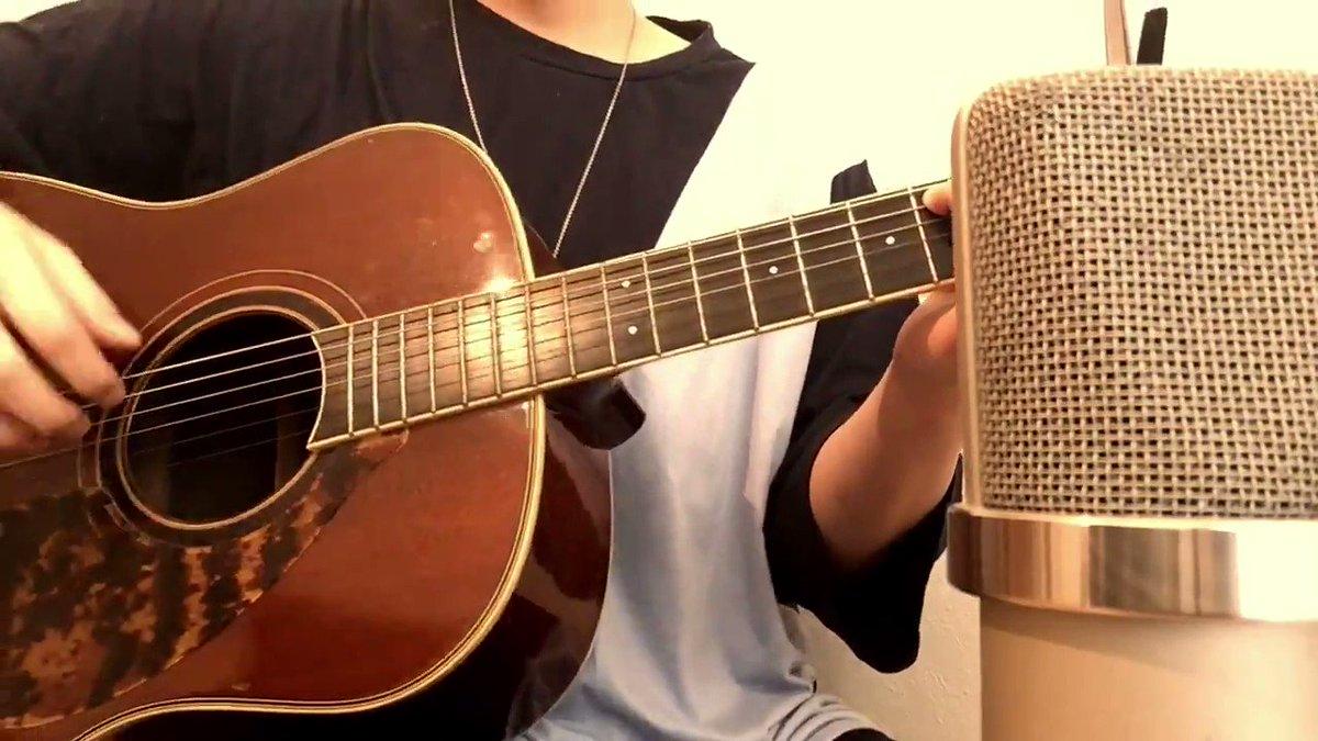 『大迫半端ないって』 -Acoustic arrange ver.  作詞:中西 隆裕 様 歌とギターと曲:僕