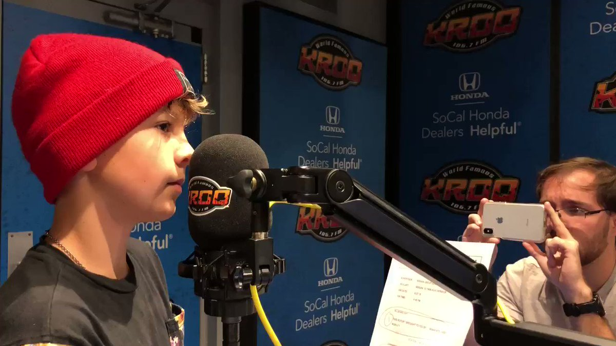 Thank you @Stryker and @kroq ! Tyler loved it!!