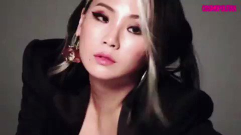 cosmopolitankorea's Instagram Update of CL:   💜#love #fearless #girlpower💜 이렇게 멋있어도 되나요? 코스모 7월호 커버 걸!  Queen #CL (@chaelincl ) 👑 그녀의 핸드 라이팅으로 완성된 패션 필름, 지금 공개합니다🤟🏻 📱안새롬 📝김지회 🎥 HI STUDIO