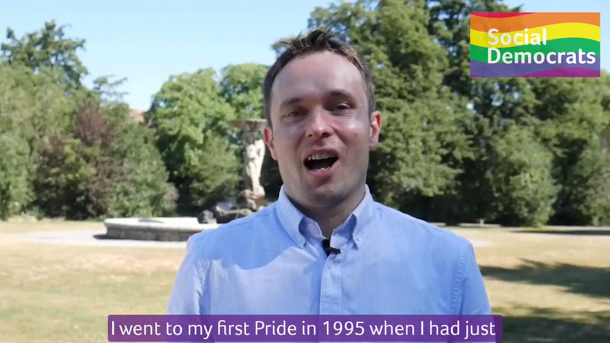 """Image for the Tweet beginning: """"My #Pride heroes are the"""