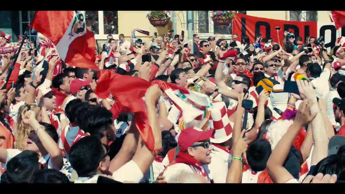Esto es solo el inicio, mantengámonos más unidos que nunca. ¡Gracias a todos! #LaMejorHinchadaDelMundo #ArribaPerú
