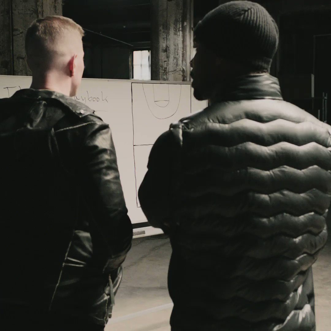 Ghost & Tommy are looking for some DEADLY shooters. #PowerTV #Ad @OmariHardwick @JosephSikora4
