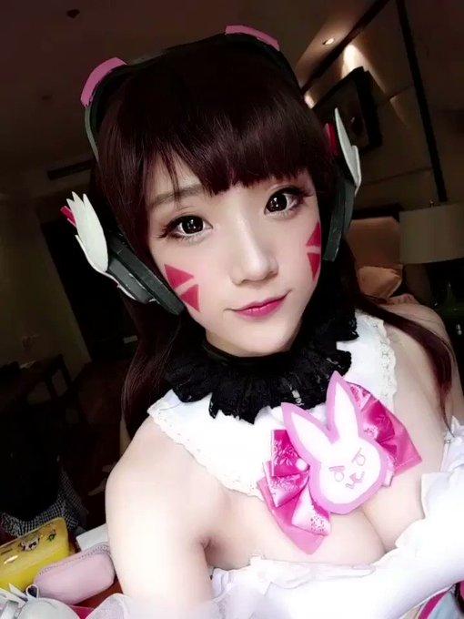 コスプレイヤー아자_MiyukoのTwitter動画30