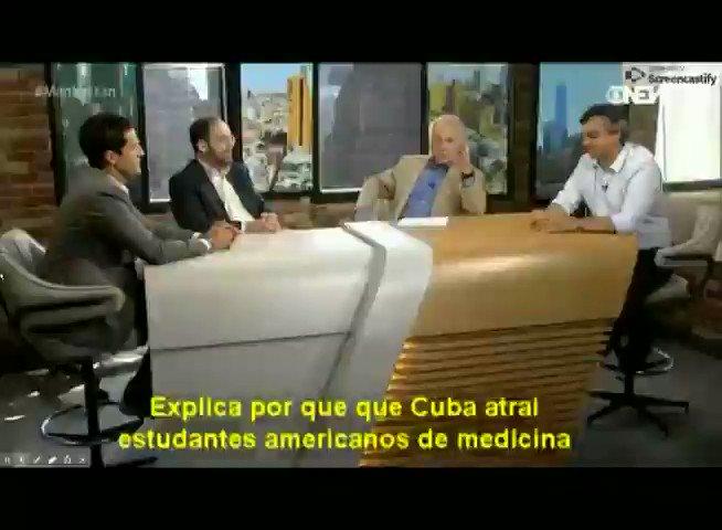 Adorei o programa que estreou na Globo News o HAVANA CONNECTION