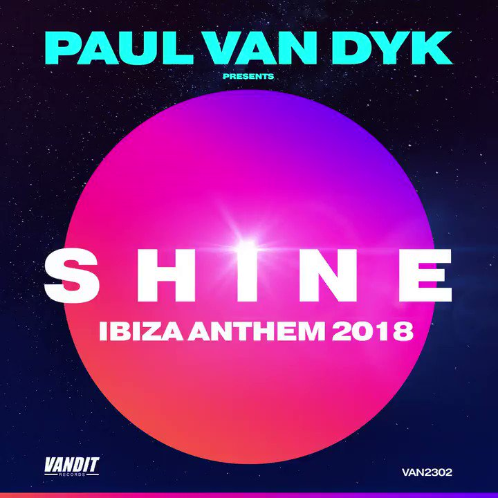 Your Ibiza anthem has landed �� @SHINE_Ibiza Anthem 2018 - out now! https://t.co/pVIxooAjtt https://t.co/ZgOC1lLxqs