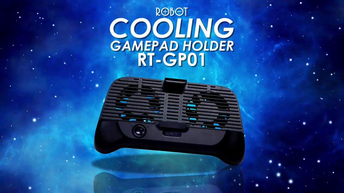"ROBOT powerbank على تويتر: ""ROBOT RT-GP01 memberikan kamu kenyamanan saat bermain game"